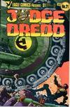 Cover for Judge Dredd (Eagle Comics, 1983 series) #21