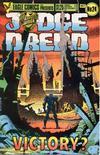 Cover for Judge Dredd (Eagle Comics, 1983 series) #24