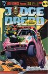 Cover for Judge Dredd (Eagle Comics, 1983 series) #26