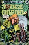 Cover for Judge Dredd (Eagle Comics, 1983 series) #28