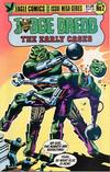 Cover for Judge Dredd: The Early Cases (Eagle Comics, 1986 series) #2