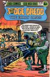 Cover for Judge Dredd: The Early Cases (Eagle Comics, 1986 series) #4