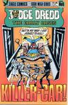 Cover for Judge Dredd: The Early Cases (Eagle Comics, 1986 series) #6