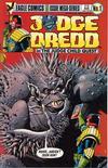 Cover for Judge Dredd: The Judge Child Quest (Eagle Comics, 1984 series) #1