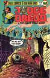 Cover for Judge Dredd: The Judge Child Quest (Eagle Comics, 1984 series) #3