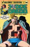 Cover for Judge Dredd: The Judge Child Quest (Eagle Comics, 1984 series) #4