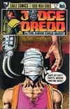 Cover for Judge Dredd: The Judge Child Quest (Eagle Comics, 1984 series) #5