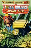 Cover for Judge Dredd's Crime File (Eagle Comics, 1985 series) #1