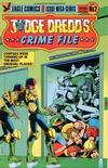 Cover for Judge Dredd's Crime File (Eagle Comics, 1985 series) #2