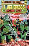 Cover for Judge Dredd's Crime File (Eagle Comics, 1985 series) #3