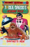 Cover for Judge Dredd's Crime File (Eagle Comics, 1985 series) #5
