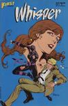 Cover for Whisper (First, 1986 series) #2