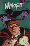 Cover for Whisper (First, 1986 series) #5