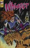 Cover for Whisper (First, 1986 series) #18