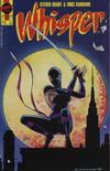 Cover for Whisper (First, 1986 series) #37