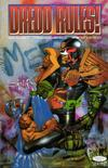 Cover for Dredd Rules! (Fleetway/Quality, 1991 series) #1