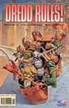 Cover for Dredd Rules! (Fleetway/Quality, 1991 series) #2