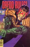 Cover for Dredd Rules! (Fleetway/Quality, 1991 series) #3