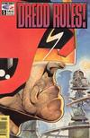 Cover for Dredd Rules! (Fleetway/Quality, 1991 series) #5