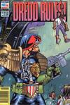 Cover for Dredd Rules! (Fleetway/Quality, 1991 series) #16