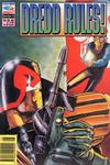 Cover for Dredd Rules! (Fleetway/Quality, 1991 series) #19