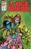 Cover for Judge Dredd (Fleetway/Quality, 1987 series) #10