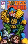Cover for Judge Dredd (Fleetway/Quality, 1987 series) #13