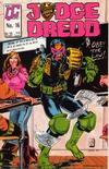 Cover for Judge Dredd (Fleetway/Quality, 1987 series) #16 [US]