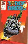 Cover for Judge Dredd (Fleetway/Quality, 1987 series) #17 [US]