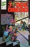Cover for Judge Dredd (Fleetway/Quality, 1987 series) #20 [US]