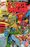 Cover for Judge Dredd (Fleetway/Quality, 1987 series) #21/22 [US]