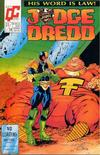 Cover for Judge Dredd (Fleetway/Quality, 1987 series) #23/24 [US]