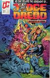 Cover for Judge Dredd (Fleetway/Quality, 1987 series) #31