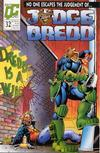 Cover for Judge Dredd (Fleetway/Quality, 1987 series) #32
