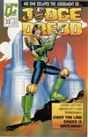 Cover for Judge Dredd (Fleetway/Quality, 1987 series) #33