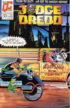 Cover for Judge Dredd (Fleetway/Quality, 1987 series) #35