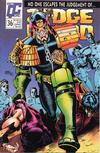 Cover for Judge Dredd (Fleetway/Quality, 1987 series) #36