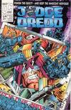 Cover for Judge Dredd (Fleetway/Quality, 1987 series) #37