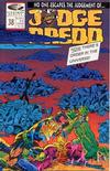 Cover for Judge Dredd (Fleetway/Quality, 1987 series) #38