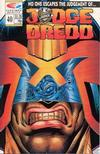 Cover for Judge Dredd (Fleetway/Quality, 1987 series) #40