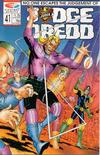 Cover for Judge Dredd (Fleetway/Quality, 1987 series) #41