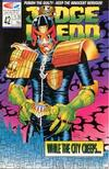 Cover for Judge Dredd (Fleetway/Quality, 1987 series) #42
