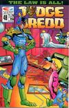 Cover for Judge Dredd (Fleetway/Quality, 1987 series) #49