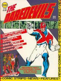 Cover Thumbnail for The Daredevils (Marvel UK, 1982 series) #5