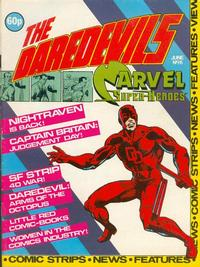 Cover Thumbnail for The Daredevils (Marvel UK, 1982 series) #6