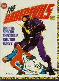 Cover Thumbnail for The Daredevils (Marvel UK, 1982 series) #11