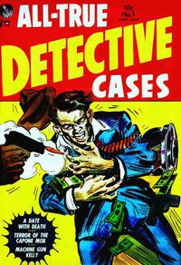 Cover Thumbnail for All True Detective Cases (Avon, 1952 series) #3