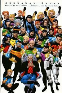 Cover Thumbnail for Alphabet Supes (Big Bad World Comics, 2000 series) #1