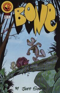 Cover Thumbnail for Bone (Cartoon Books, 1997 series) #29