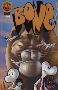 Cover Thumbnail for Bone (Cartoon Books, 1997 series) #31